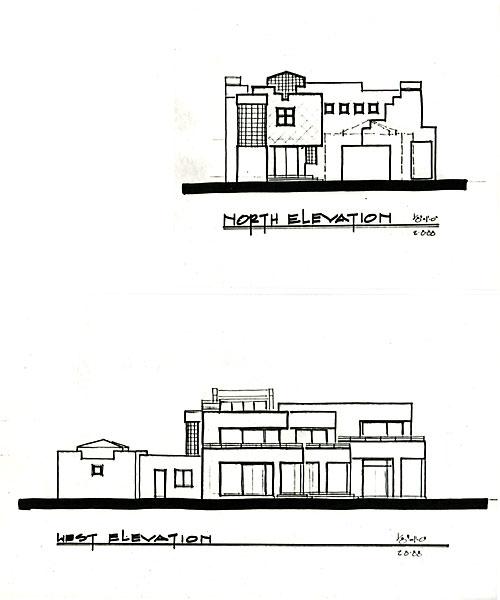 Santa Barbara Architecture by Roy Prince - Custom Santa Barbara Home